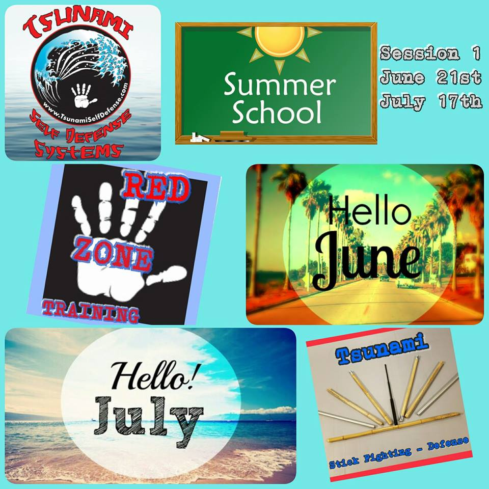 ☆Tsunami Summer School - Session One!☆